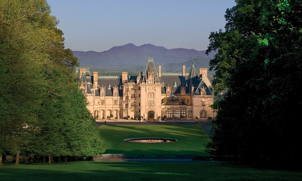 biltmore package in north carolina hotel